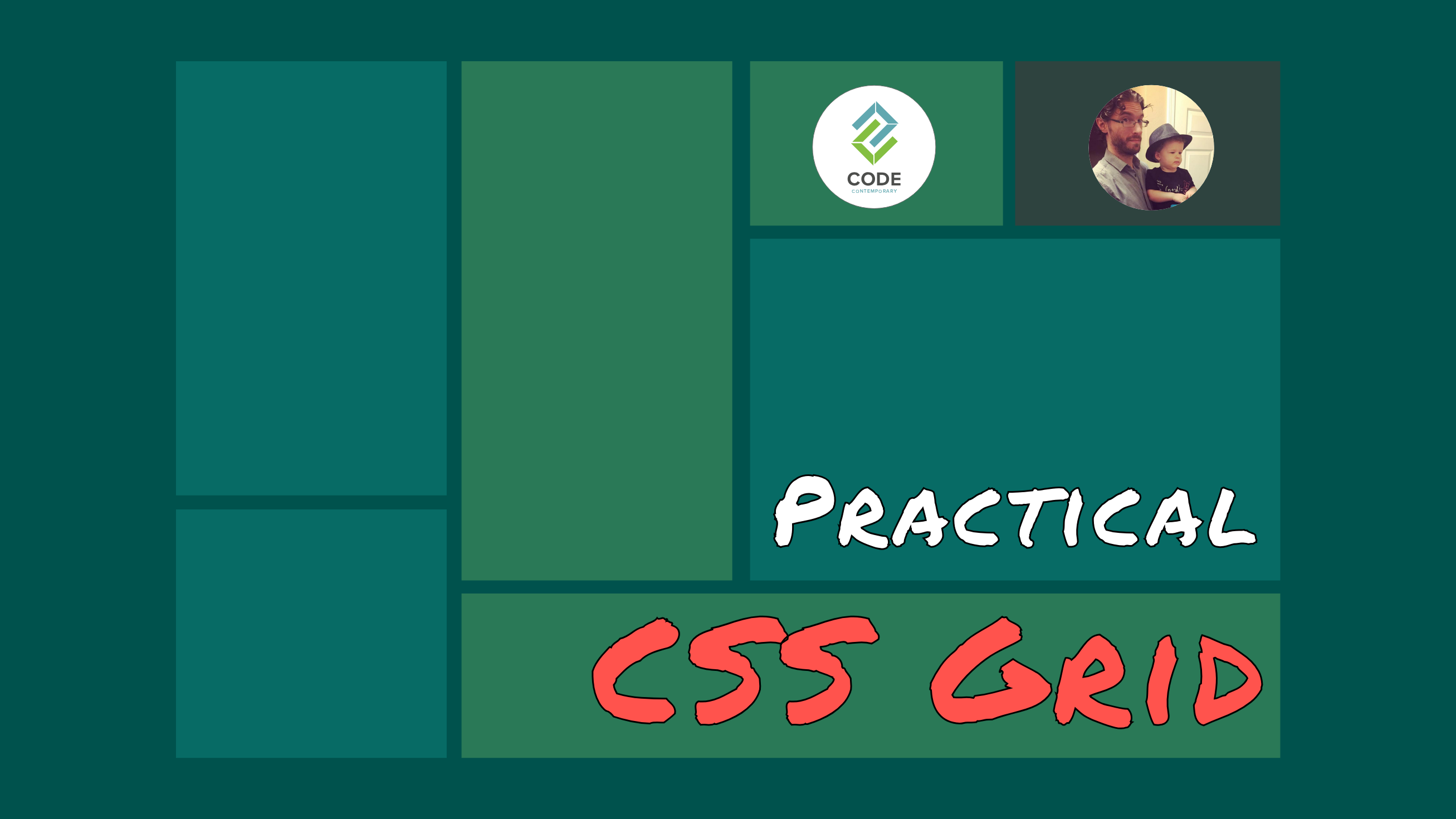 Practical CSS Grid - Launching My First Course